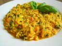 Vegetarian Khichdi (Indian Paella)